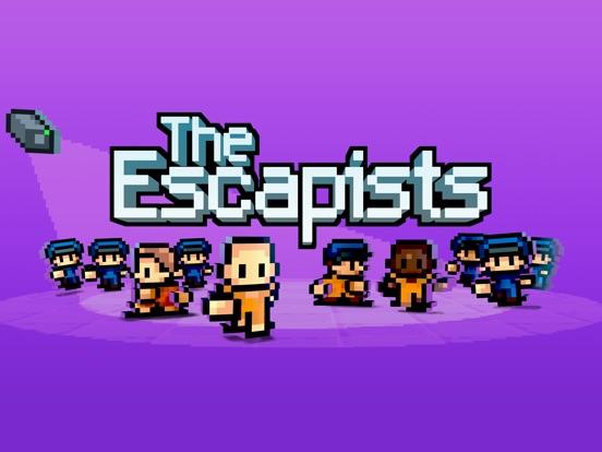 The Escapists: évasion
