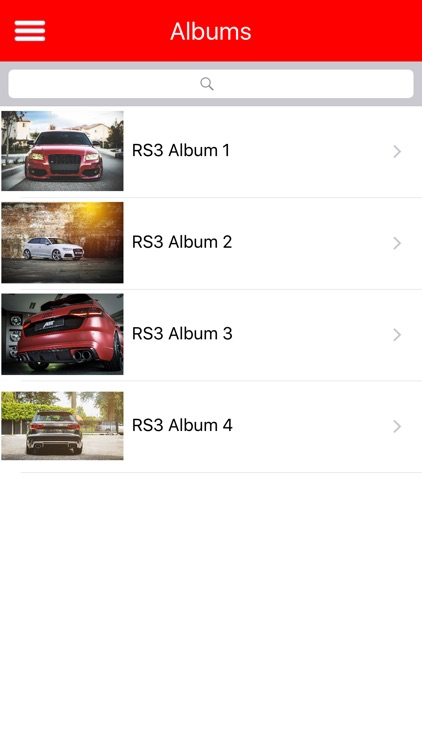 HD Car Wallpapers - Audi RS3 Edition screenshot-3