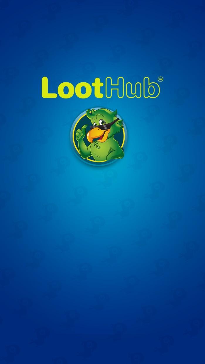 Loot Hub Screenshot
