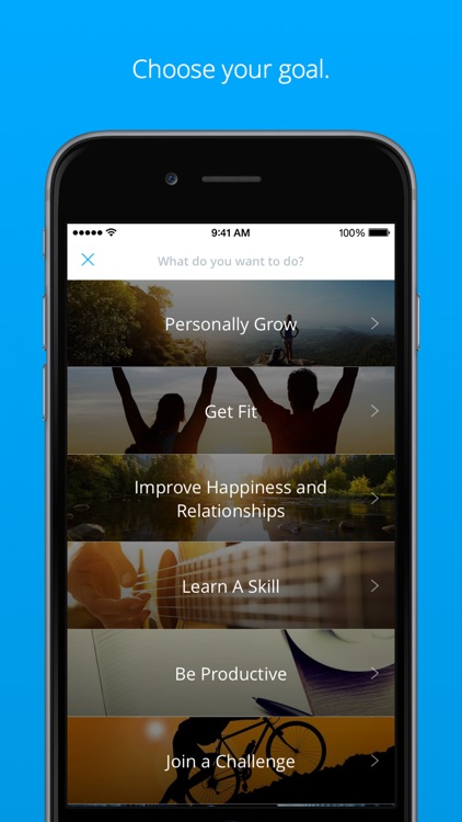 Coach.me - Goal Tracking, Habit Building & Motivational Coaching