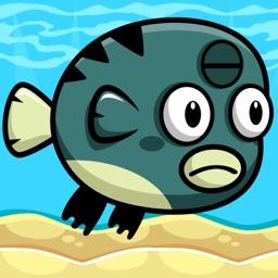 Tap Tap Greedy Fish Escape