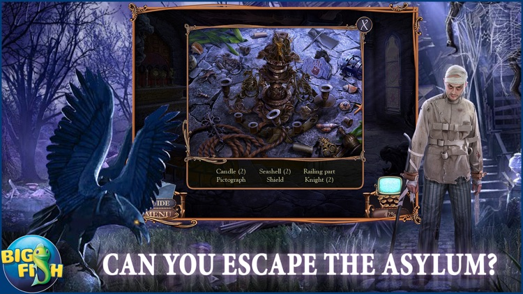 Mystery Case Files: Ravenhearst Unlocked - A Hidden Object Adventure (Full) screenshot-1