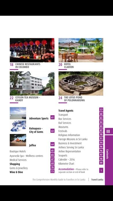 Screenshot for Travel Lanka Guide in United Arab Emirates App Store