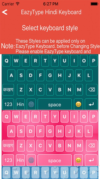 EazyType Hindi Key Board by Ravindra Pal Singh