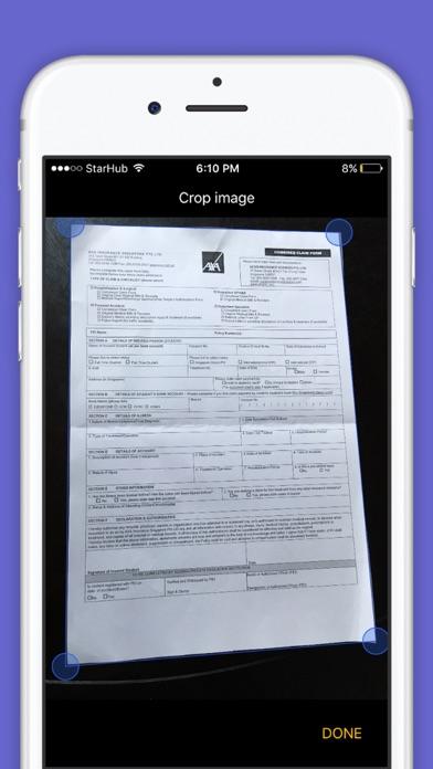 PDF 写真 変換のスクリーンショット1