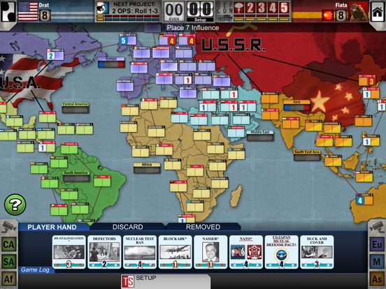 Screenshot #2 for Twilight Struggle