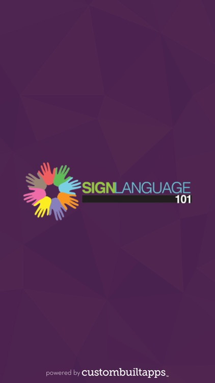 Sign Language: 101