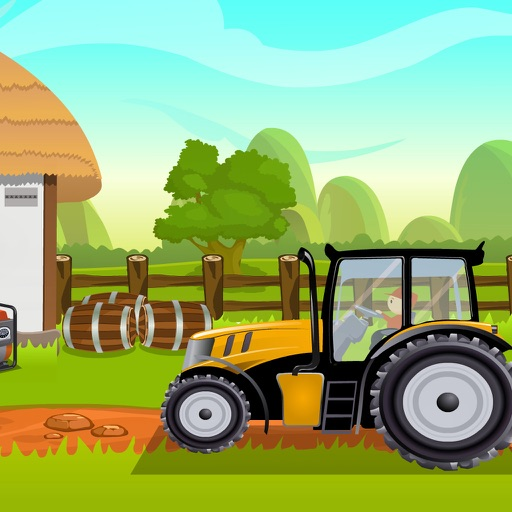 Village Tractor Escape iOS App