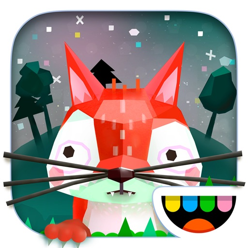 Toca Nature application logo