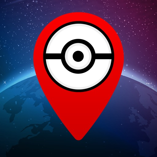 Poke Finder & Radar Map for Pokemon Go icon