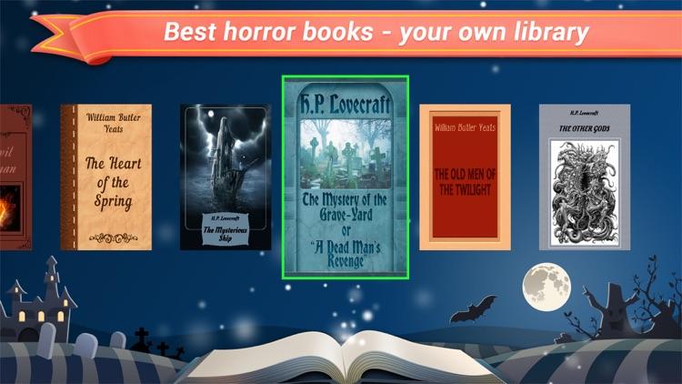 AudioBook Treasury - 30 Best Horror Books