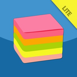 Light Notes Lite - Beautiful Sticky Note & Memos Application