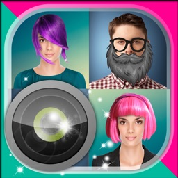 Hairstyles & Barber Shop – Try Hair Styles or Cool Beard in Picture Editor for Virtual Makeover