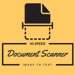 Hi-Speed Document Scanner
