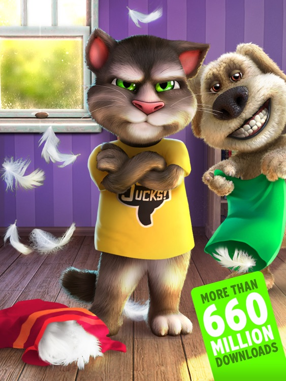 Talking Tom Cat 2 for iPad