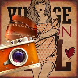 Retro Model Photographer