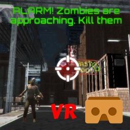 VR Zombie City 3D