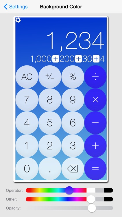 Calculator Pro : screenshot-3