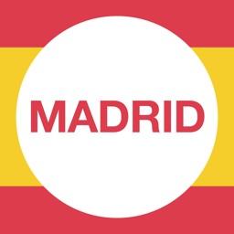 Madrid Trip Planner, Travel Guide & Offline City Map