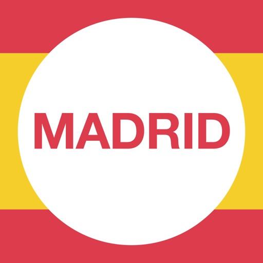 Madrid - pianificatore, guida di viaggio e mappa offline