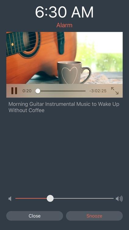 VidAlarm - Video Alarm for YouTube screenshot-3