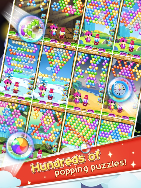 Bubble Shooter - Bubble Pop HD screenshot-3