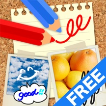 Let's Draw - Draw on Pictures, Add Text to Photos, Free Drawing App