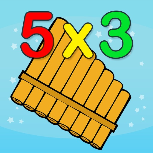 Math Music - Play Panpipes and Count HD