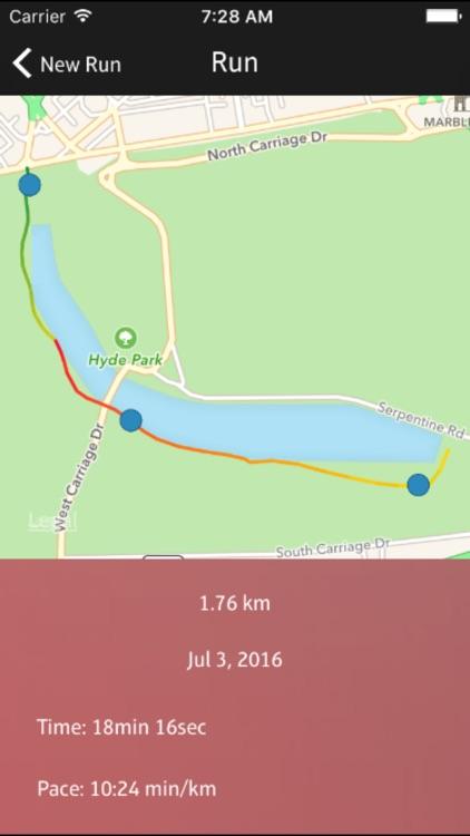 Daily Run - GPS Running, Walking, Cycling Tracker screenshot-4