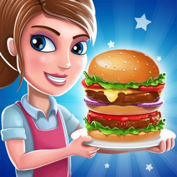 Top Burger Chef – Restaurant Games in Bakery Shop & Cooking Fever Story