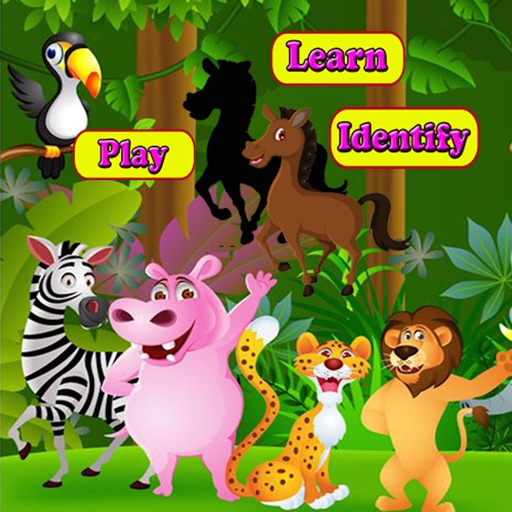 Animals Learn, Identify & Puzzle game for Toddler & Preschool kids