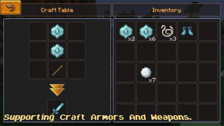 Block Sky War (Luck of the Draw) : Mini Game With Worldwide Multiplayer screenshot-4