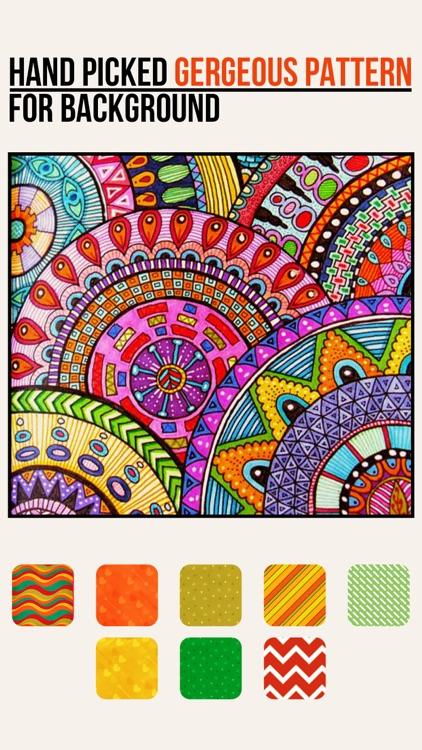 Colorfit - Adult Coloring Book - Secret Garden