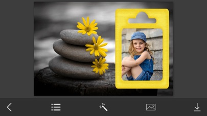 Nature Photo Frames - Elegant Photo frame for your lovely moments screenshot two
