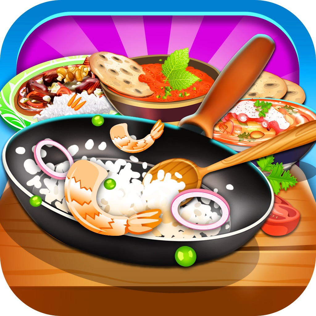 Asian Food Maker Salon - Fun School Lunch Making & Cooking Games for Boys Girls! hack
