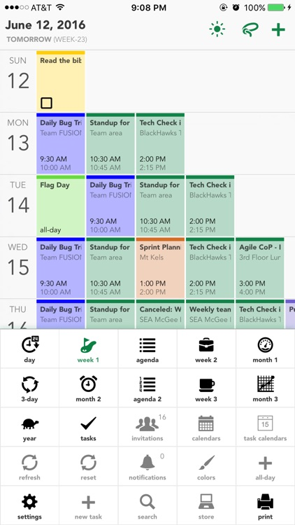Ultimate Calendar - Complete Calendar Solution