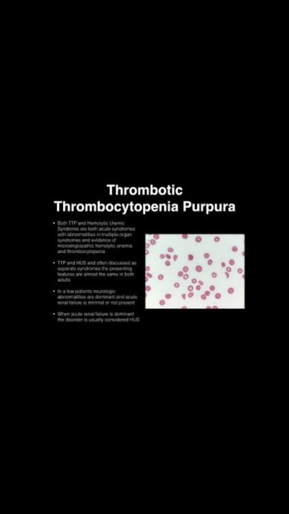Hematology Blueprint PANCE PANRE Review Course screenshot-3