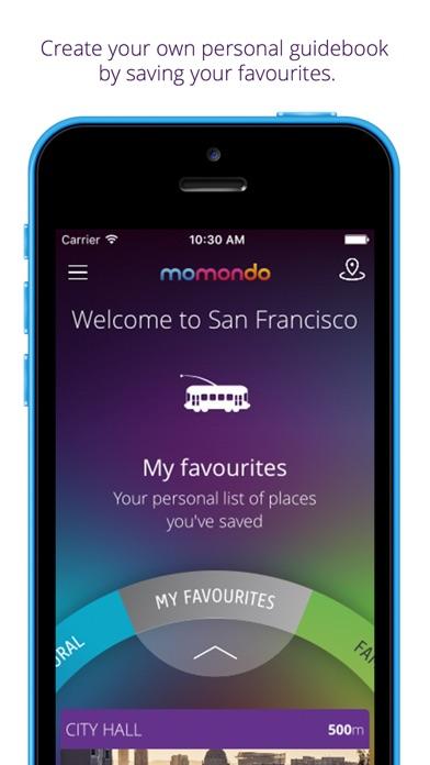 San Francisco travel guide & map - momondo places