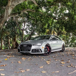HD Car Wallpapers - Audi RS7 Edition