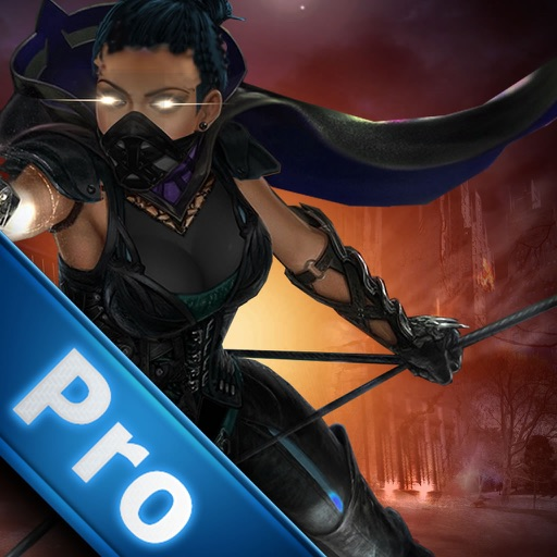 A Mystical Rope Pro - Amazing Fly And Escape icon