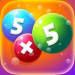 Bubble Genius: Multiplication Table Math Game. Have Fun, Learn Math!