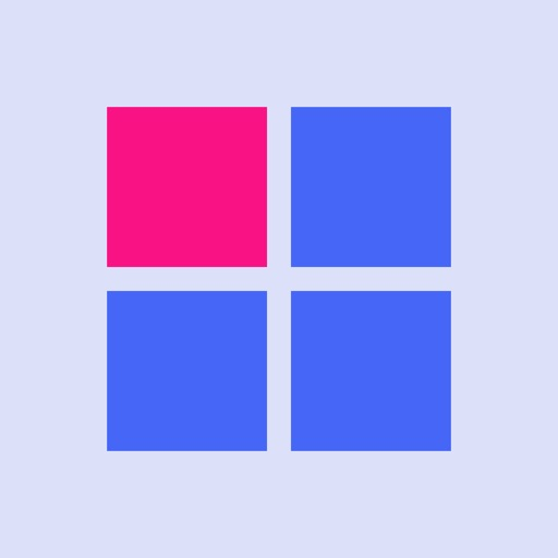 Crazy of Color - test your color vision, find out the different colors iOS App