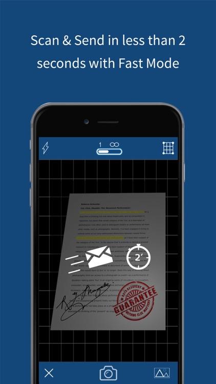 Scan & Organize - Multi Page Document PDF Scanner screenshot-4