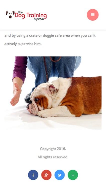 Dog Training for beginners screenshot-3