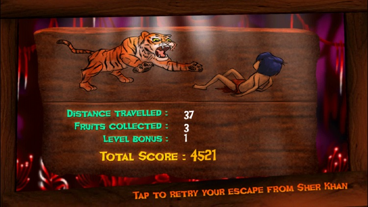 Jungle Boy - Adventure Run To Dark Forest screenshot-3