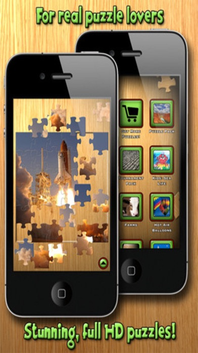 Amazing Legend Jigsaw In One Screenshot 4