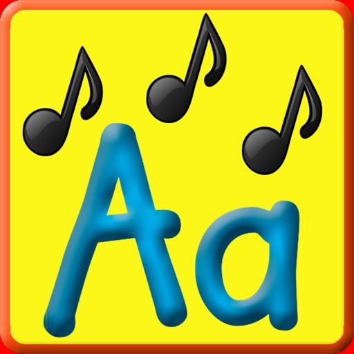 Alphabet Song Game™ (Free) - Letter Names and Shapes
