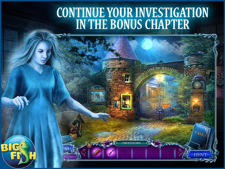 Mystery Tales: Her Own Eyes HD - A Hidden Object Mystery (Full) screenshot-3