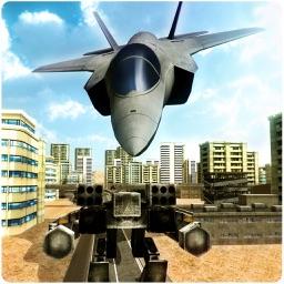 Jet Fighter Robot Wars