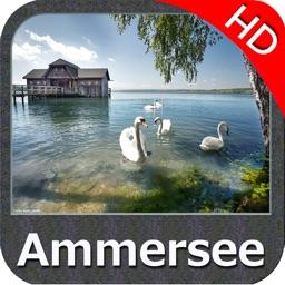 Lake : Ammer HD - GPS Map Navigator